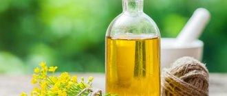 Масло рыжиковое: полезные свойства и противопоказания