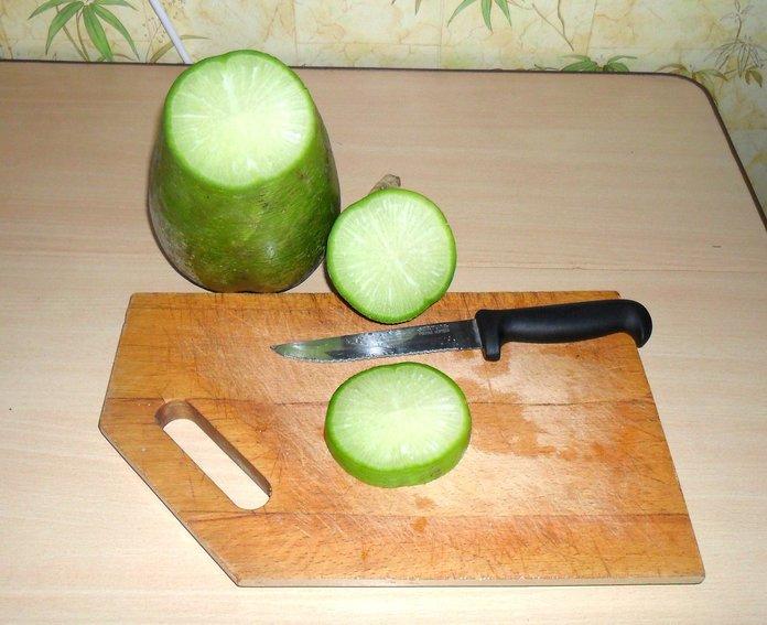 Салаты из корнеплодов