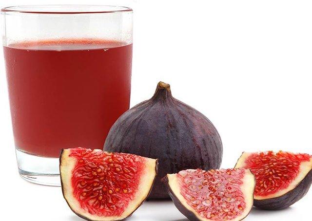 Сок из смоквы