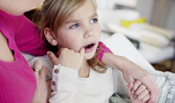 Лечение зубной боли у детей