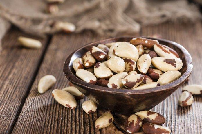Применение бразильского ореха