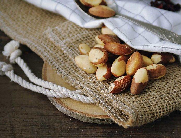 Выбор и хранение бразильского ореха