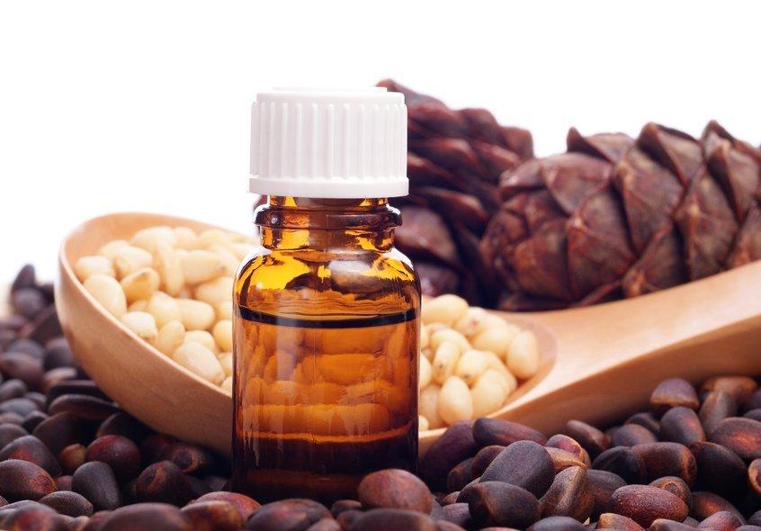 Кедровое масло при гастрите