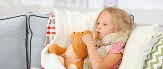Народные средства для детей от кашля
