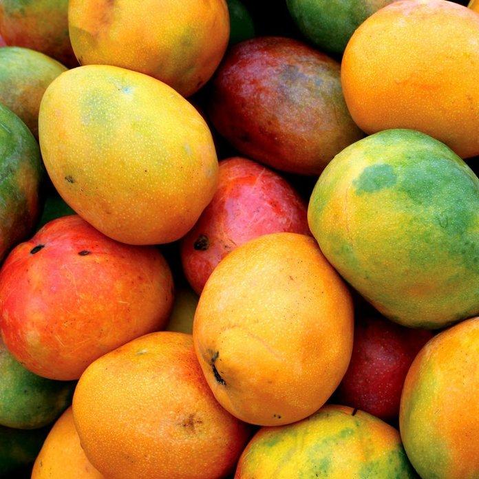 Химический состав и калорийность манго