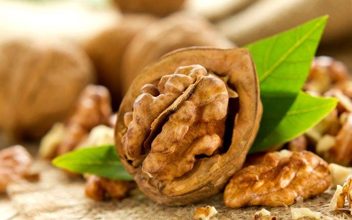 Полезные свойства ореховых ядер