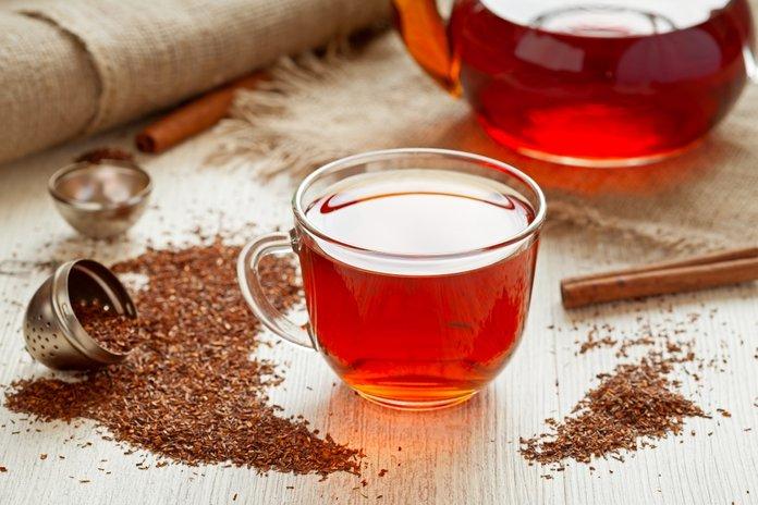 Чай из ройбуша