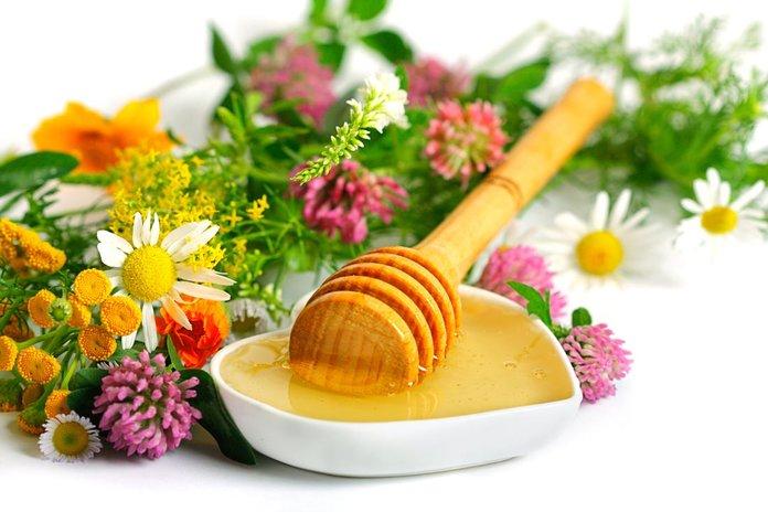 Мёд и травяной сбор от стенокардии