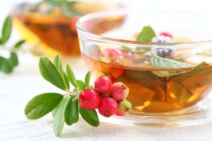 Чай с боярышником от болезни