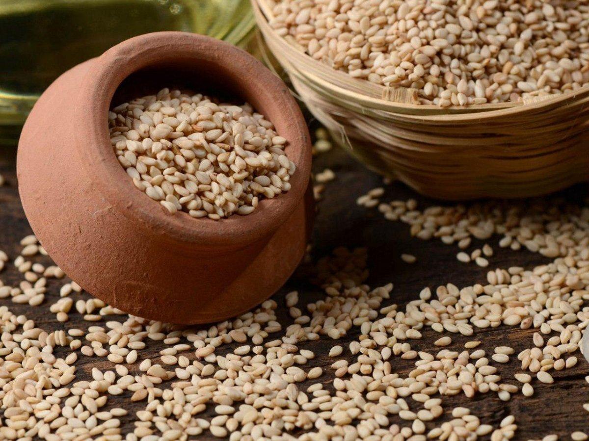 Лечебные свойства кунжута и его применение