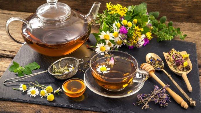 Отвары и чаи при головной боли