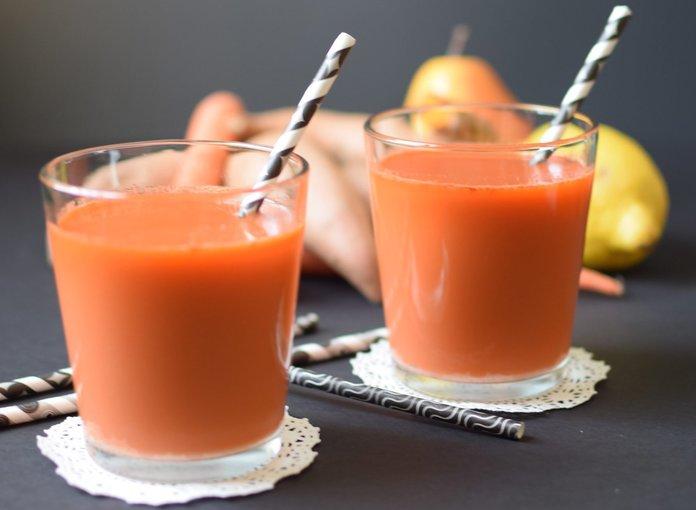 Овощные соки при язве желудка
