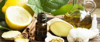 Польза эфирных масел при простуде и гриппе