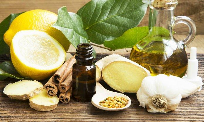Эфирные масла от простуды