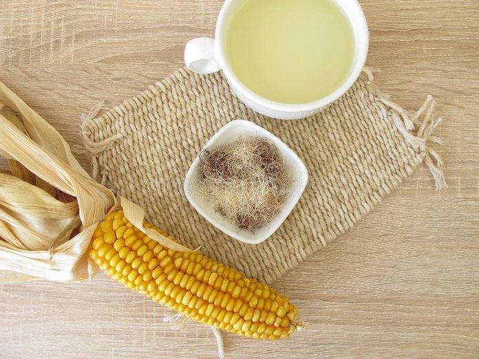 Отвар из кукурузных рылец при нервозность