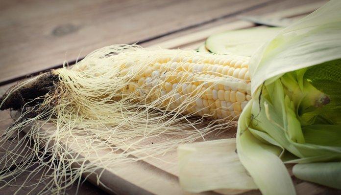 Состав кукурузных рыдец