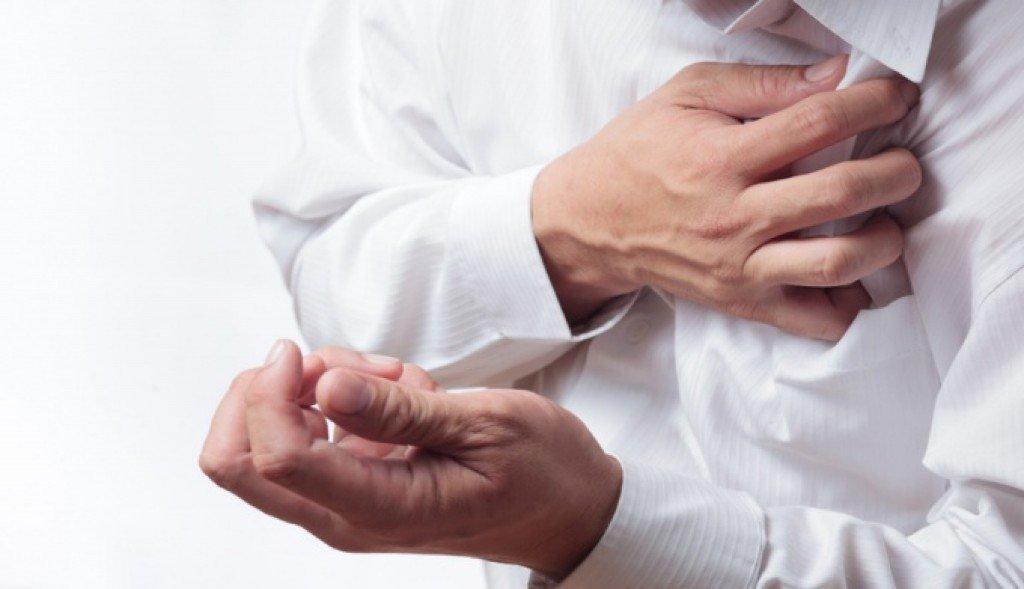 Стенокардия - Симптомы и лечение народными средствами в 40