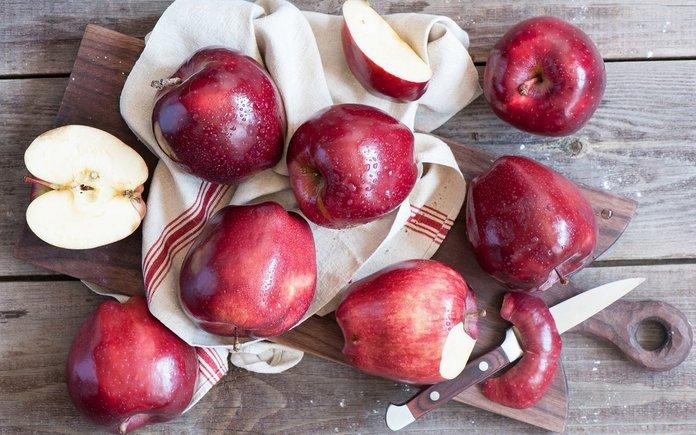 Народные рецепты с яблоками