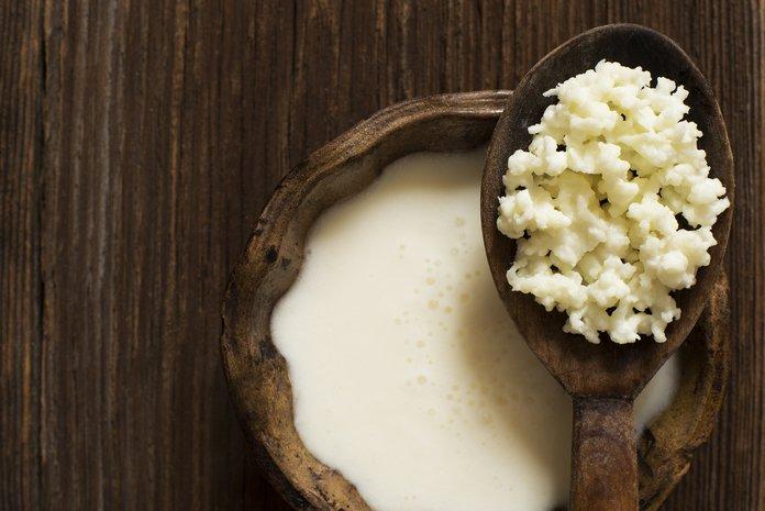 Свойства и польза молочного гриба