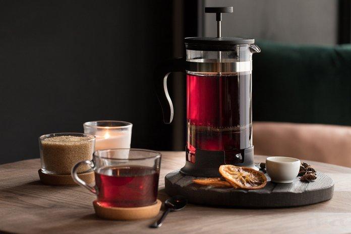 Бадьяновый чай