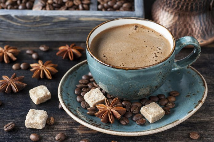 Марокканский кофе со специями