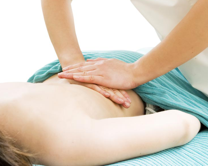 Лечебный массаж при грыже