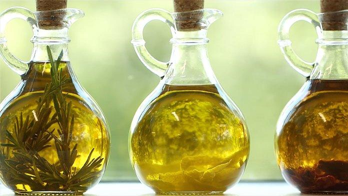 Народные средства с оливковым маслом