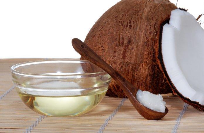 Кокосовое масло для внутреннего употребления