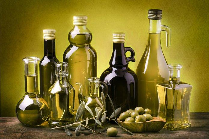 Разнообразие оливковых масел