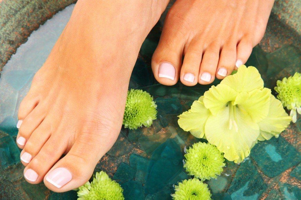 Хозяйственное мыло от грибка ногтей на ногах