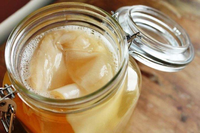 Польза чайной медузы
