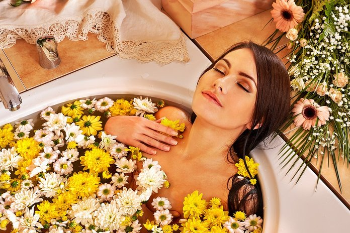 Расслабляющие ванны от бессонницы