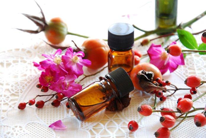 Лечебные свойства масла шиповника