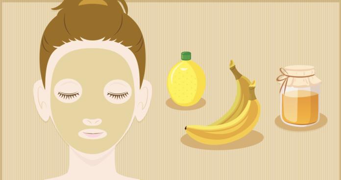 Банан в косметологии