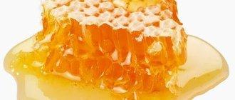 Полезные свойства мёда для похудения и печени