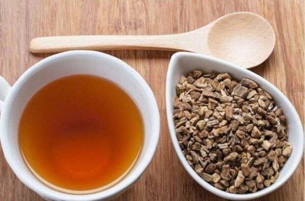 Чай из аира в стоматологии