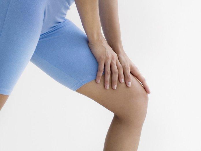Ощущение боли в колене