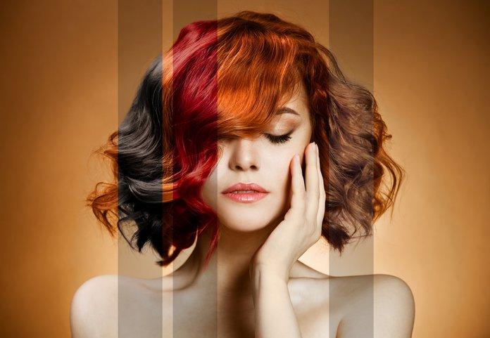 Как нельзя красить волосы?