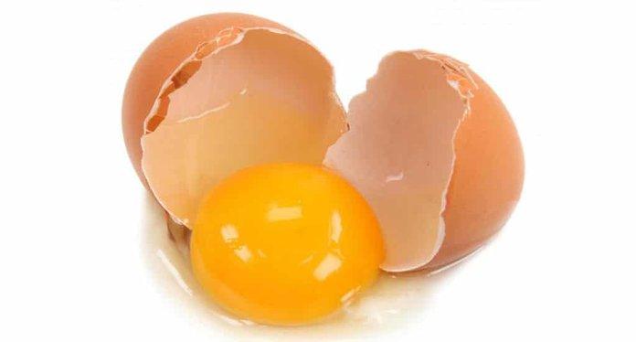 Яйцо - отличный помощник в борьбе с герпесом