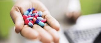 Восстановление организма после приема антибиотиков