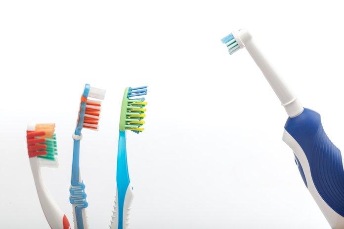 Какую зубную щетку выбрать?