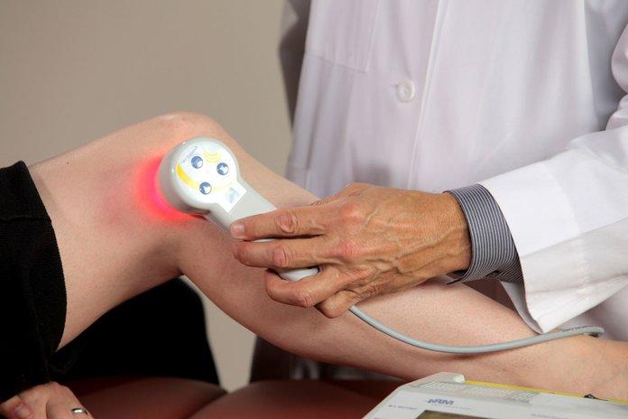 Физиотерапевтические процедуры при артрите