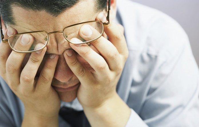 Потеря зрения при катаракте