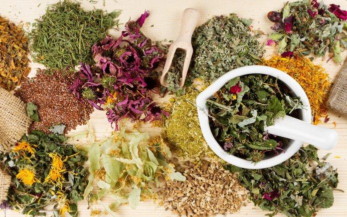Чистка кишечника растительными средствами