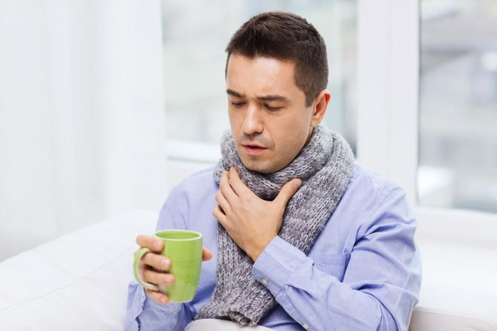 Лечение больного горла компрессом