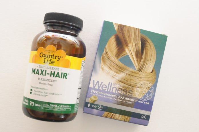 БАД для усиления роста волос