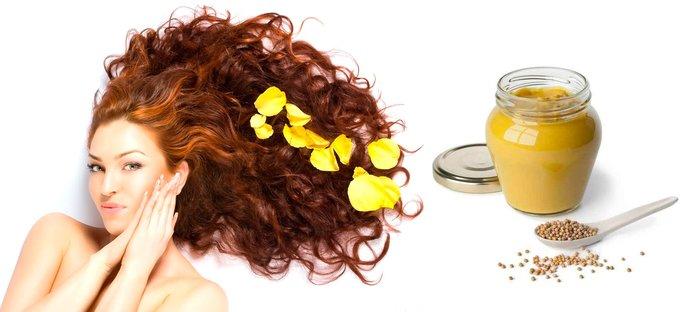 Маска с горчицей ускоряет рост волос