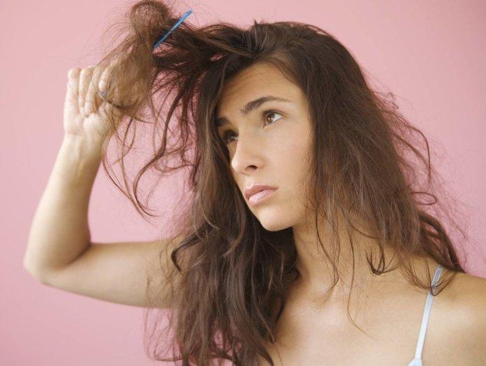 Причины замедленного роста волос