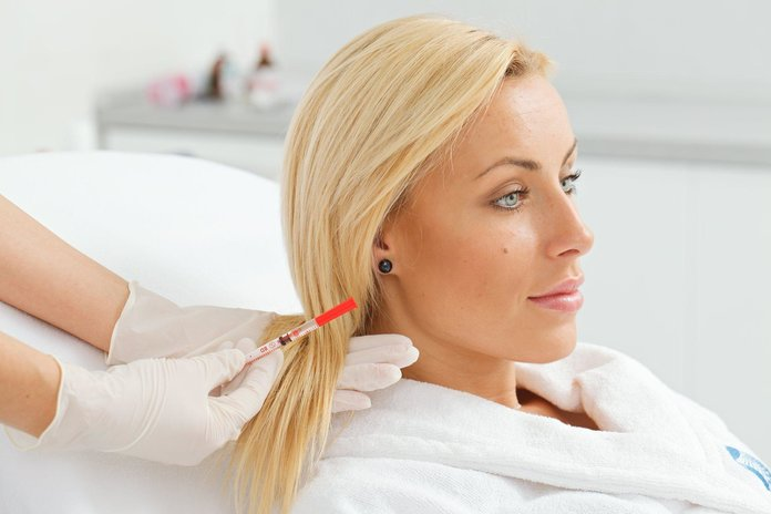 Салонные процедуры по ускорению роста волос