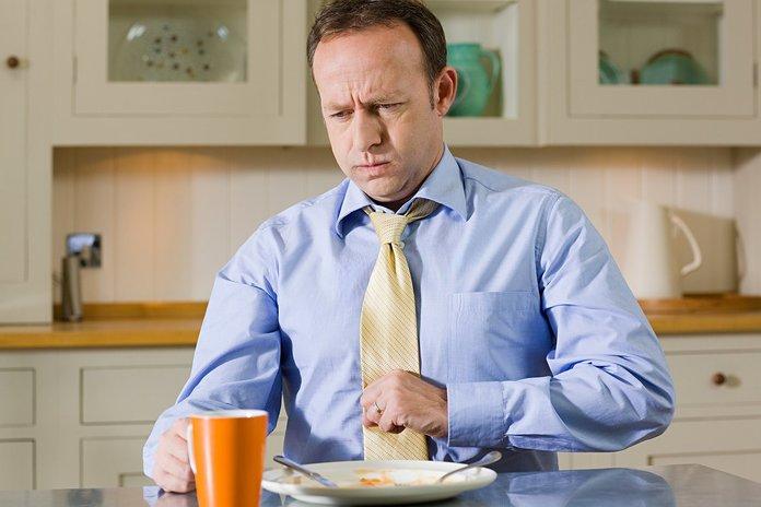 Больной желудок причины